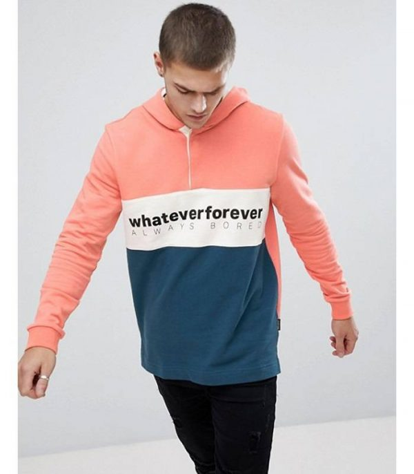 workout hooded sweatshirt