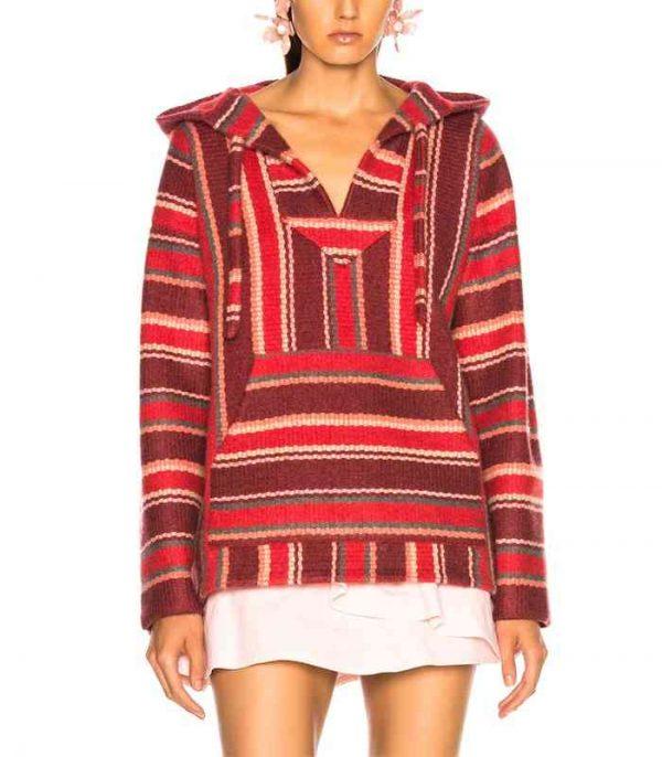 mexican baja hoodie men